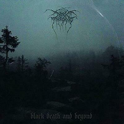 Black Death and Beyond - Darkthrone CD-JEWEL CASE Free Shipping!