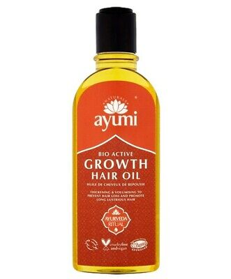 Natural Growth Bio Active Hair Oil 150 ml