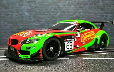 1/32 BMW Z4 GT3 demon tweeks #63 für Carrera Digital 132 +Licht + Bremslicht