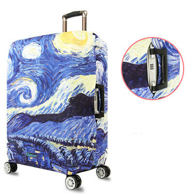 2019 Travel Luggage Suitcase Elastic Cover Case Dustproof Antiscratch Protector
