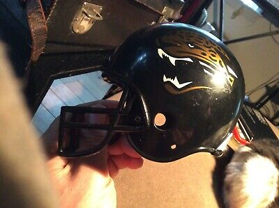 Riddell 2000 Miniature Football Helmet -with 24 players - Carolina Panthers