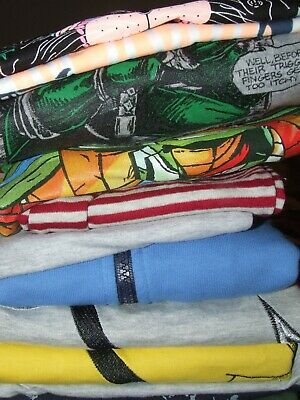 BULK LOT x 13 BRAND NEW WITH TAGS SIZE 5 6 7 AND 8 CHILDRENS BOYS CLOTHES