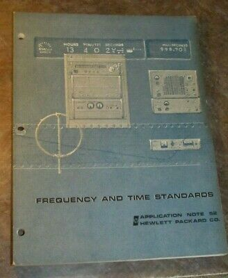 TFT TIME AND FREQUENCY TECHNOLOGY Manual 760 EBS SYSTEM