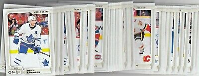 2018-19 O-Pee-Chee Update Complete Set With Marquee Rookie 50 Cards