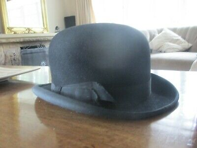 Vintage Bowler Hat by Lincoln Bennett