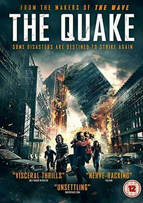 The Quake [DVD] - DVD  QLVG The Cheap Fast Free Post