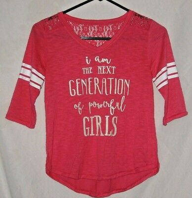 57410df4d New Girl's So Kohl's Rock Music Theme T-Shirt Sz 7-8 Sz 12 Or Sz 16 Love  Guitar.