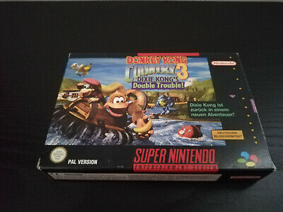 Donkey Kong Country 3 Super Nintendo SNES OVP