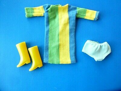 Vintage Twiggy Doll Original Outfit #1185 (1967) Exc & Complete