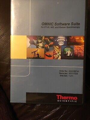 Thermo Scientific Omnic Software GEM ID Example CD