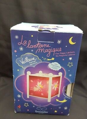 Trousselier 12V  Magic Lantern  Fairy Princess - White