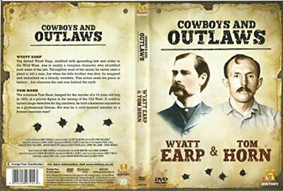Cowboys and Outlaws - Jesse James - DVD  LEVG The Cheap Fast Free Post