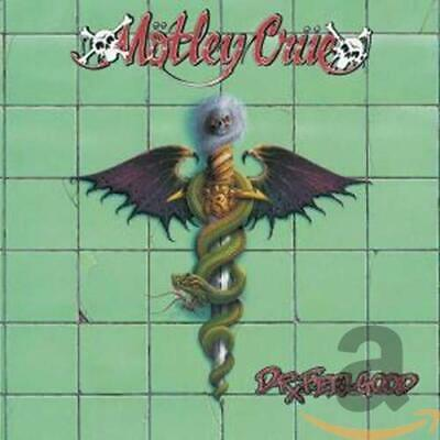 M�tley Cr�e - Dr. Feelgood - Motley Crue CD UBVG The Cheap Fast Free Post The