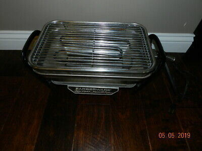 Faberware Open Hearth Electric Broiler