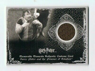 Harry Potter Memorable Moments Series 2 - Costume Card #C4 Uncle Vernon 2009