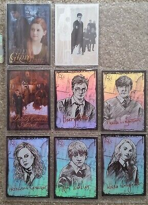 Harry Potter Memorable Moments Series 2 - Metal Box Topper Cards #BT1 Hogwarts