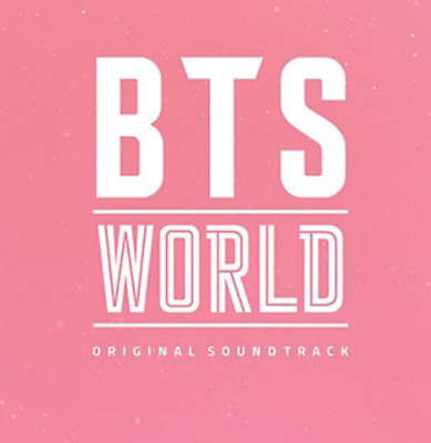 "BTS NEW 2019 ""BTS WORLD OST"" Official Original Sound Track - 1 Photobook + 1 CD"