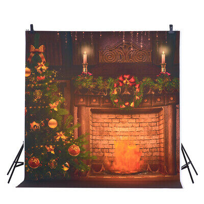 Andoer 1.5 * 2m Photography Background Backdrop Digital Printing Christmas G9Q8