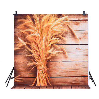 Andoer 1.5 * 2m Photography Background Backdrop Digital Printing Barley Y9U0