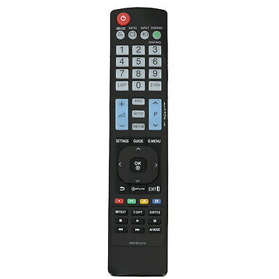 New AKB73615312 Remote Control for LG TV 32LS5600 37LS5600 42PA490TZE 50PA4500