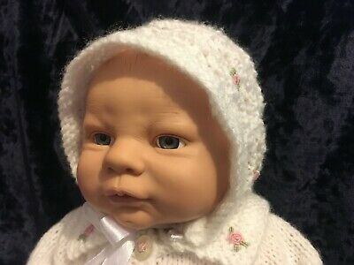 ** Cute ** Vintage Cititoy ** Baby Girl Doll ** Pretty Knitted Clothing **
