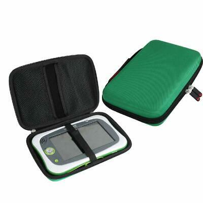 Hermitshell Hard Travel Case Fits Leapfrog LeapPad Ultimate (Green)
