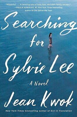 Searching for Sylvie Lee A Novel Hardcover by Jean Kwok  Family Life Fiction NEW