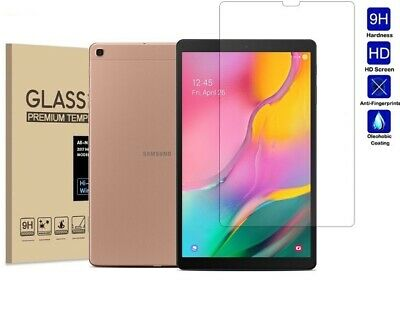 """HD Tempered Glass Screen Protector For New Samsung Galaxy Tab A 10.1"""" 2019 T510"""