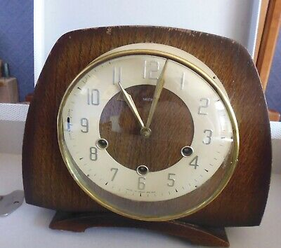 Smiths Vintage Mantel Clock (8-Day)