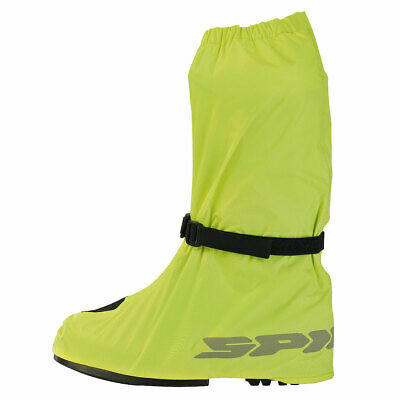 Spidi HV-Cover Motorbike Motorcycle Over Boots Fluo Yellow