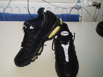 NIKE AIR MAX 95 OG black with reflective uk size 6 7 7.5 8