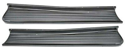 Black Running Boards1947 1948 1949 1950 1951 1952 1953 1954 Chevy GMC Pickup