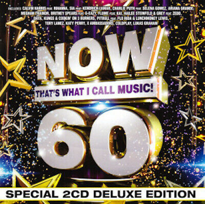 VARIOUS ARTISTS - Now That's What I Call Music! 60 (Special 2-CD Deluxe Edition)