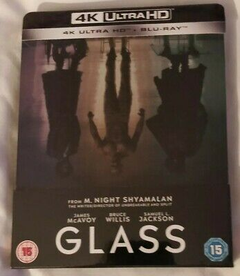 Glass 4K UHD - Zavvi Exclusive Limited Edition Steelbook (Inc 2D Blu-ray)
