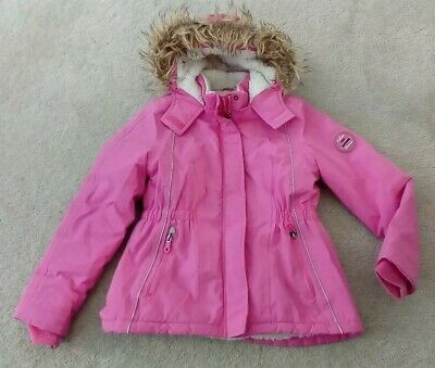 Girls  outerwear showerproof coat with hood age10 -12 years  from George