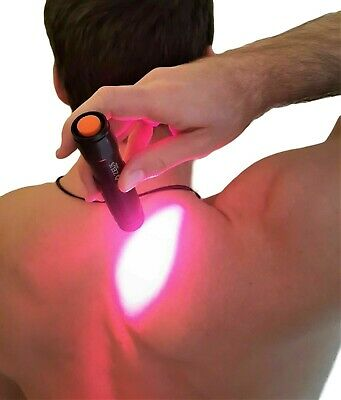 Cold Laser Therapy Device 210mW For Body Pain Relief, Shoulder, Neck, Knee, etc.