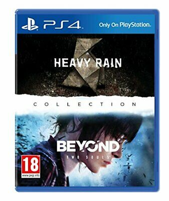 Heavy Rain and Beyond: Two Souls Collection (PS4) - Game  FMLN The Cheap Fast