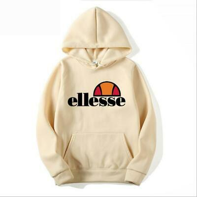 1 pcs Ellesse Femmes Survêtement Hoodies Sweatshirt new Ensembles Costume A