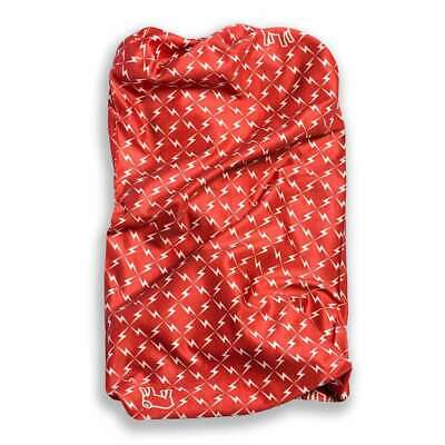 Holy Freedom Tunnel Motorcycle Scarf - Zeta Red (Stretch)