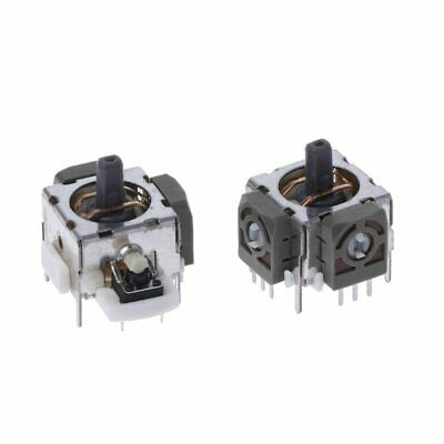 2 Pcs 3D Analog Sensor Controller Joystick Axis Module Replacement For Xbox 360