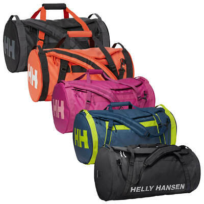 92b2167ff50 Helly Hansen 2019 HH Duffel Bag 2 30L Holdall Waterproof Durable 25% OFF RRP