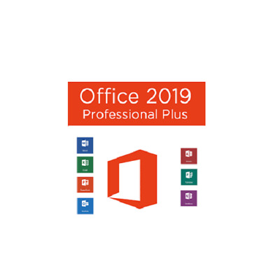Microsoft Office 2019 Professional Plus Vollversion per EMail Versand
