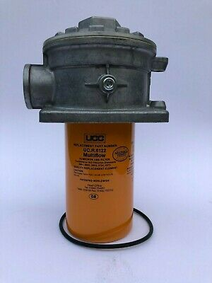 "Parker UCC MFA.2211.221 Return Hydraulic Filter 50µ 3/4""BSP c/w R.6122 Element"