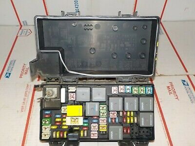 2008-2009 08 09 liberty nitro tipm temic integrated fuse box module  04692235af