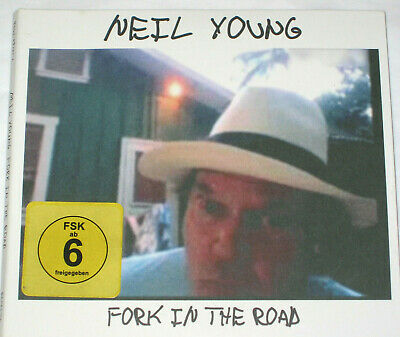 Neil Young ‎- Forkt In The Road CD+DVD Audio-DVD 24-bit 96 kHz