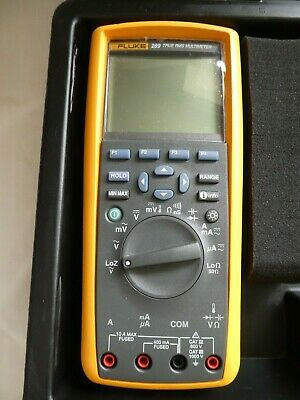 FLUKE 289 Multimeter Excellent Condition with NEW Fluke Case and Lots of Extras