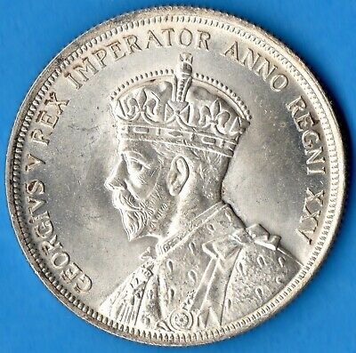 Canada 1935 $1 One Dollar Silver Coin - MS-63