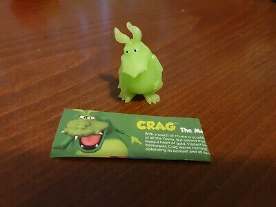 Yowie Crag Glow in the Dark GITD Super Series - with papers - As New