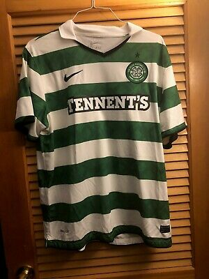 22e625ea977 Glasgow Celtic FC Nike Dri-Fit Jersey 2010-2011 XL kit Great Condition