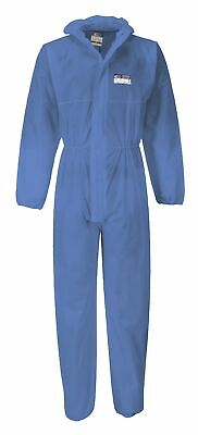 PORTWEST ST30 Biztex SMS Type 5/6 navy blue disposable coverall size medium-3XL